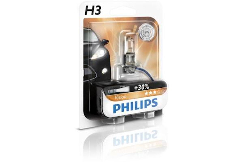 Halogenglödlampa H3 Vision 12V