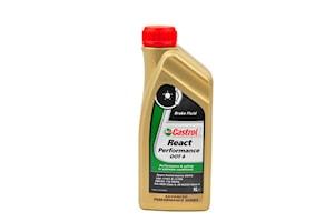 React performance DOT 4 1l