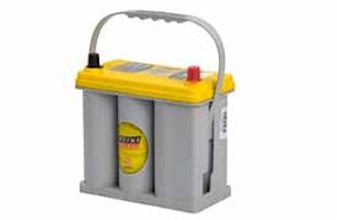 Batteri YTR2.7 YellowTop