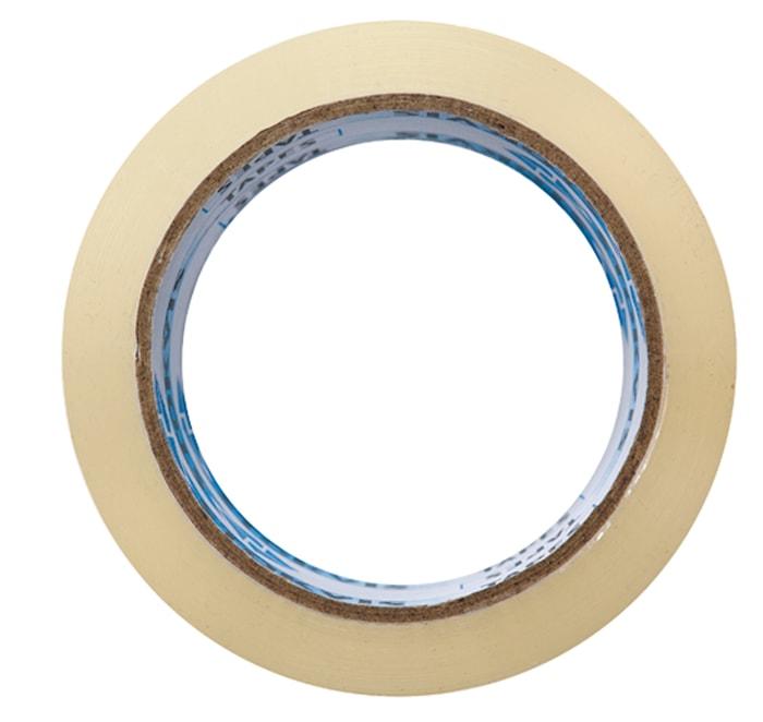 Packtejp PVC, transparent