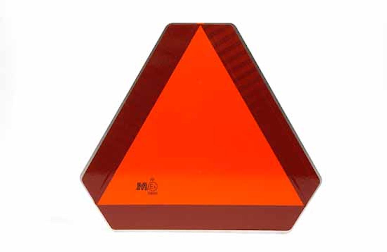 Varningsskylt LGF alu-plåt ECE