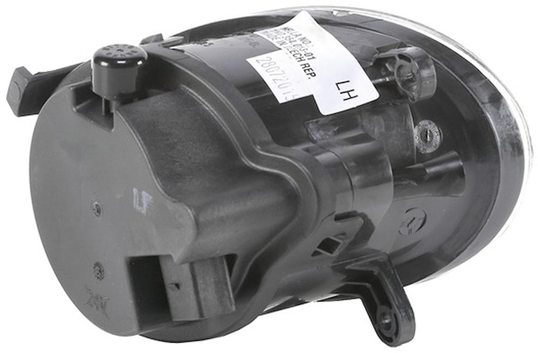 Dimstrålk vä H7 Audi A6 5.04-