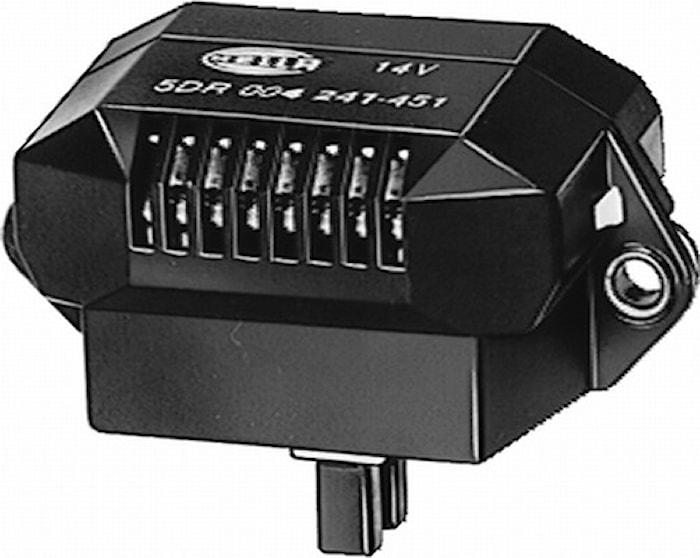 Laddregulator MOT 14V Audi/VW