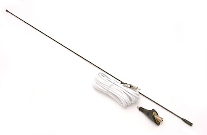 Antennpaket sidomont bak 4,6m
