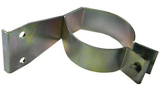 Hållare för torkfilter Ø 64 mm