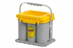 Batteri YTR3.7 YellowTop