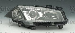 Strålk hö Xenon/H7 Renault