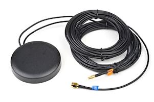Kombiantenn GSM/GPS 5m kabel