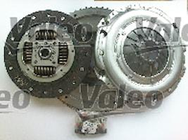 Kopplingssats, stelt svänghjul