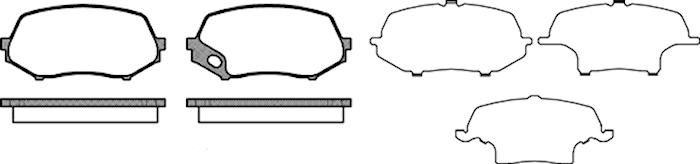 Belägg HP C7008