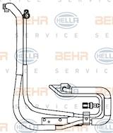 Rörsystem AC Komp-tork