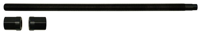 Dragspindel M16, med mutter