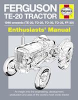 Ferguson TE-20 Traktor Manual