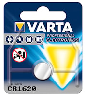 Batteri CR1620 3V litium