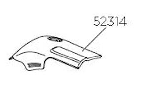 Lock höger Edge 958X