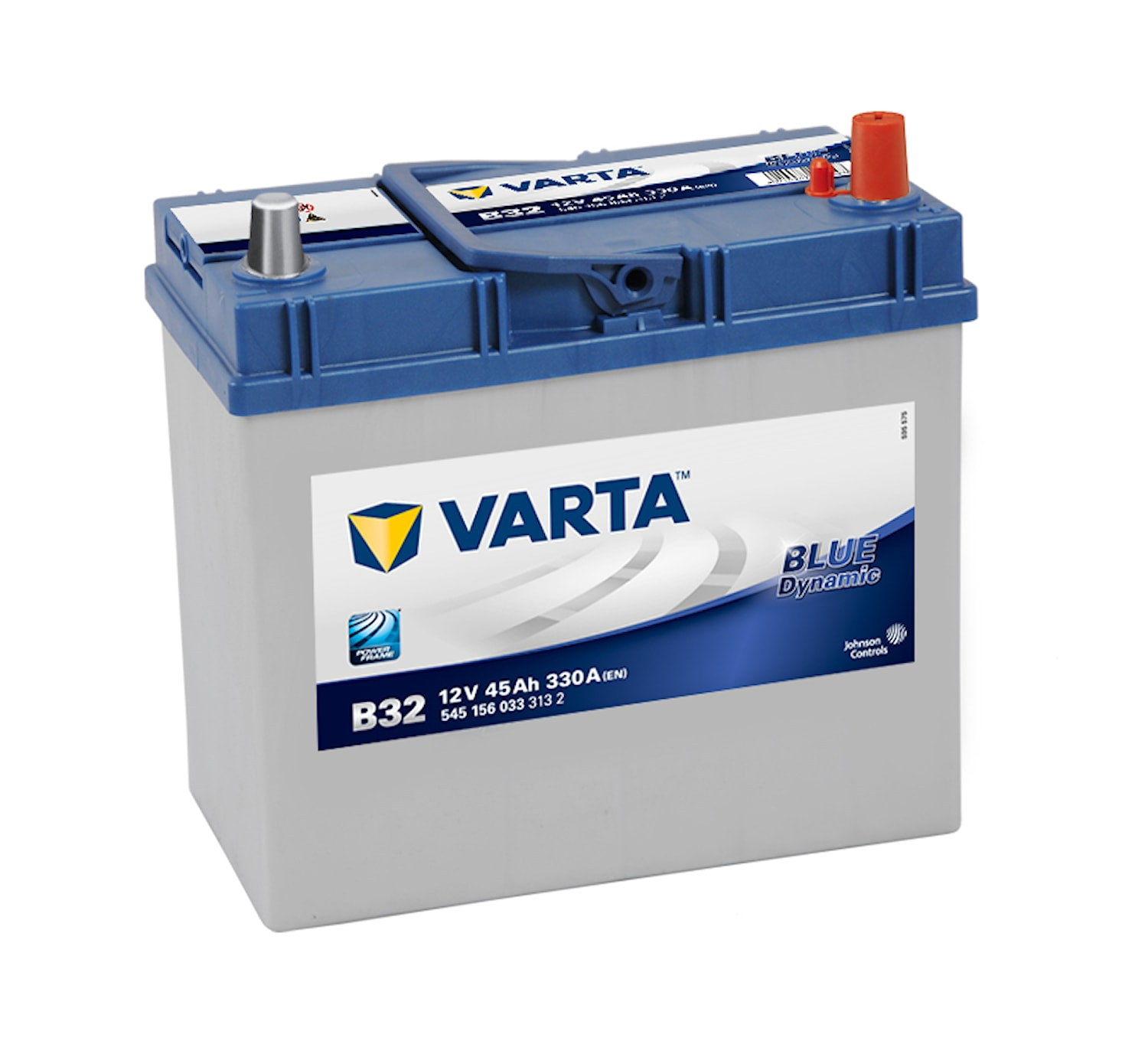 Batteri B32 Blue Dynamic