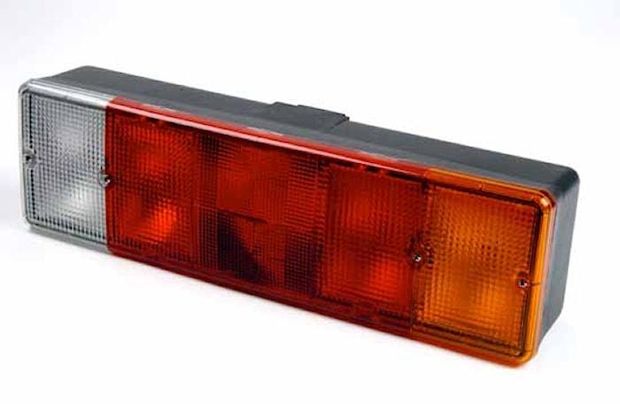 Baklykta hö 24V Volvo FL-serie