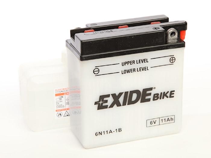 Batteri MC 6V standard