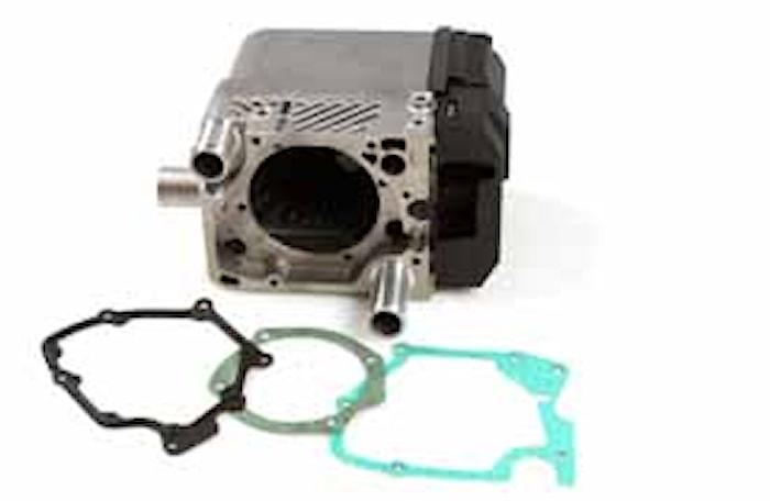 Styrenhet/värmeväxlare 24V/T50
