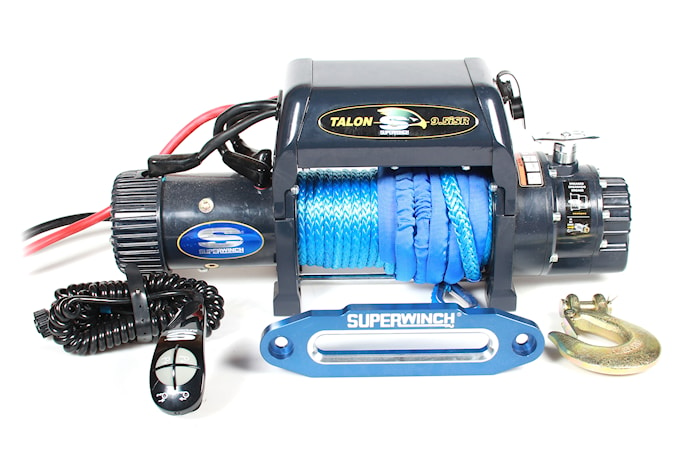 Superwinch TALON 9,5SR Syntet