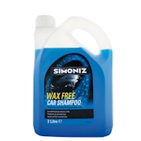 Bilshampo utan vax 2 l