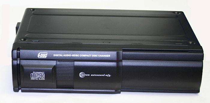 CD-spelare passar SRMA/USA630