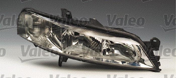 Strålk vä H7/H1 Opel Vectra