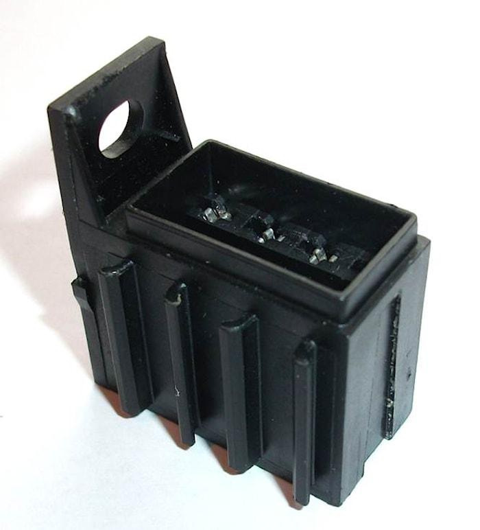 Flatsäkringsdosa Mini 4-pol.