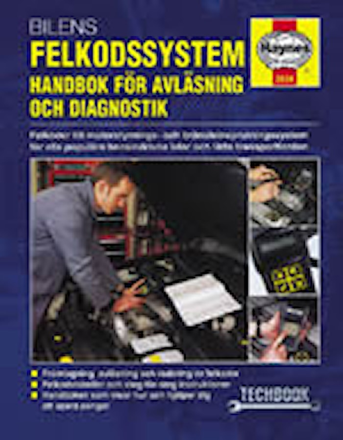 Bilens felkodssystem: handbok