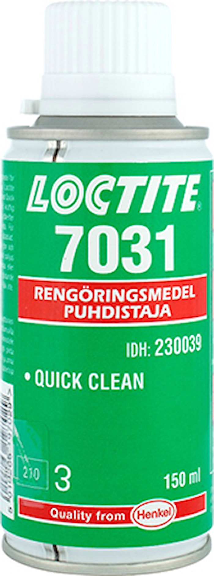 Loctite 7031 Quickclean 150ml