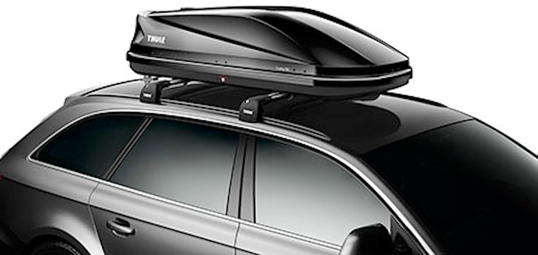 Takbox Touring M200 blanksvart