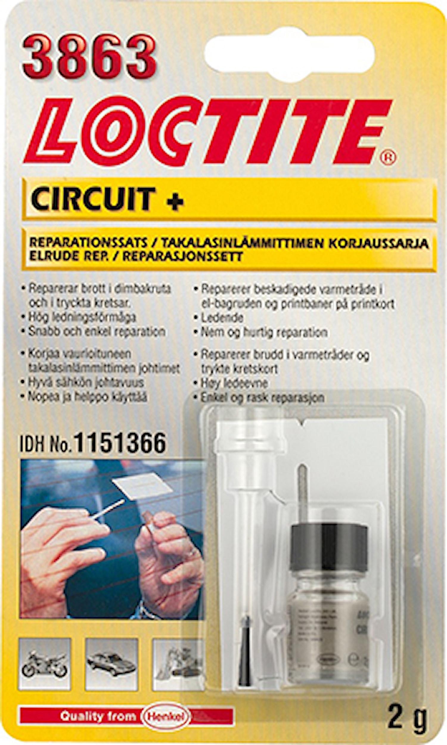 Loctite 3863 Circuit +