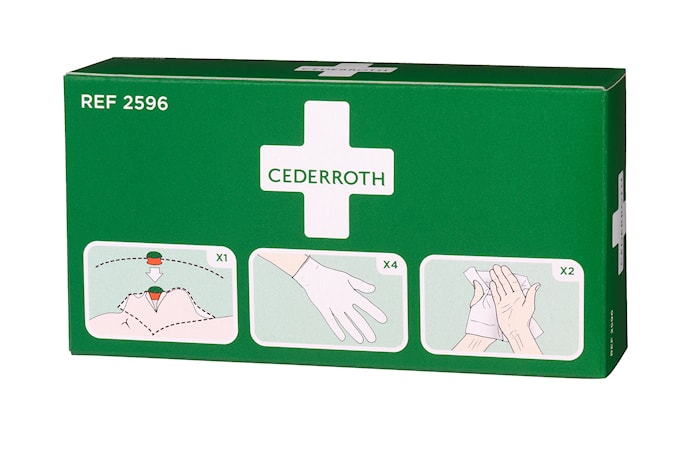 Skyddspaket Cederroth 2596