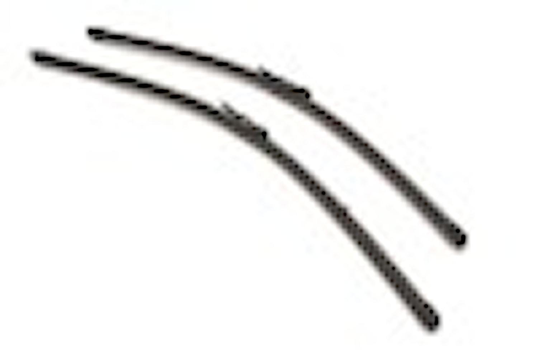 Flatblade set 600 + 550 mm