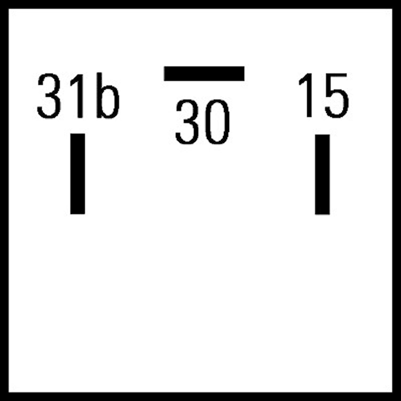 Ljusvarningssummer 24V