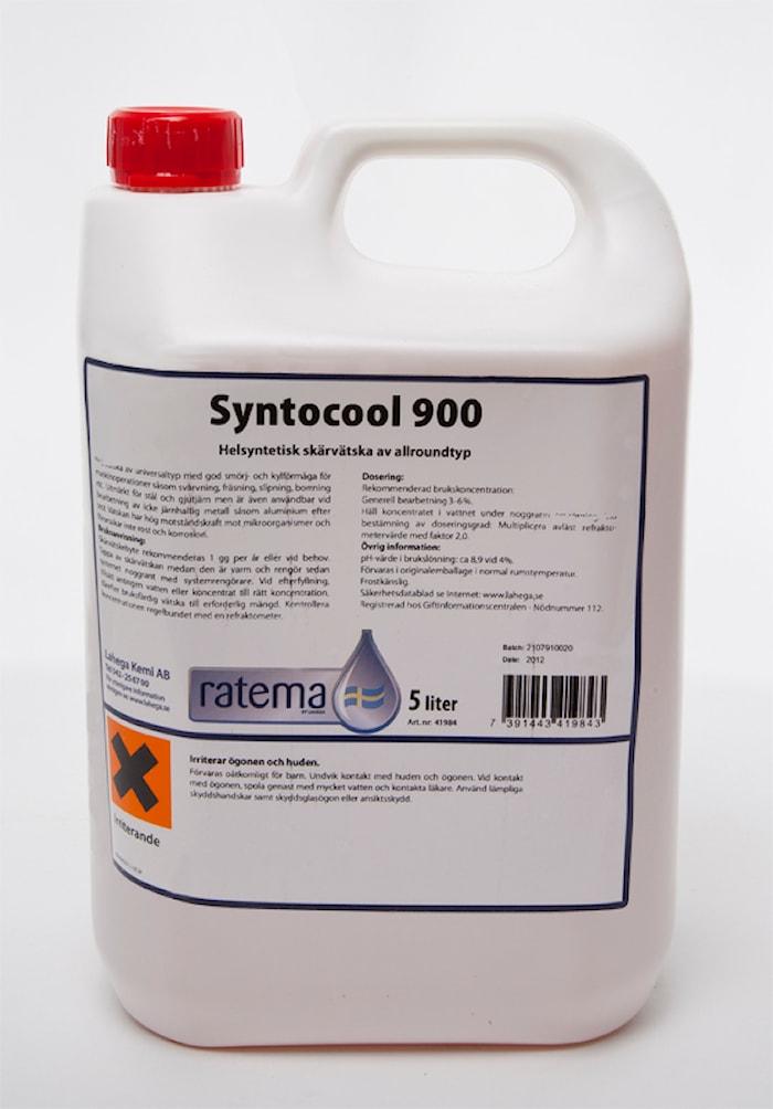 Skärvätska Syntocool 900 5L
