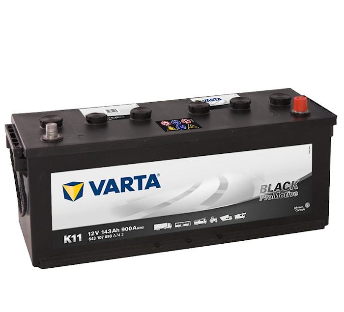 Batteri K11 PRO black VP143