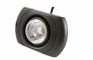 Spotlight 9-31V LED 110x70mm