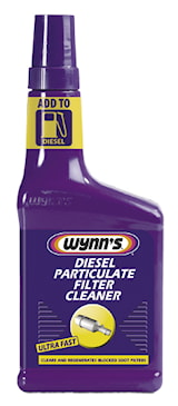Diesel-Partikelfilterrenare