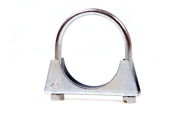Rörklammer 65 mm M8
