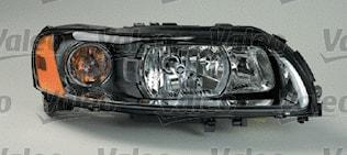 Strålk vä Xenon/H9 Volvo V70