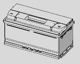 Batteri F5 Black Dynamic