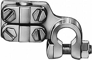 Batterikabelsko - med 2 clips