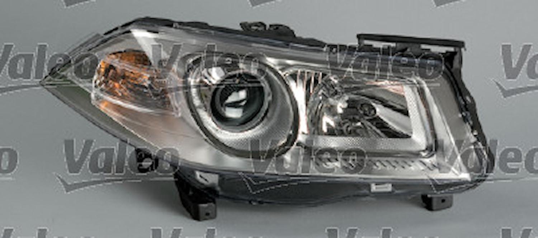 Strålk vä H7 Renault Megane II