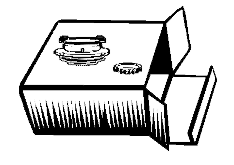 Fjäderbenslagersats med lager
