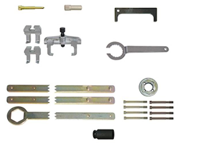Låsverktygssats VW 2.5 TDi