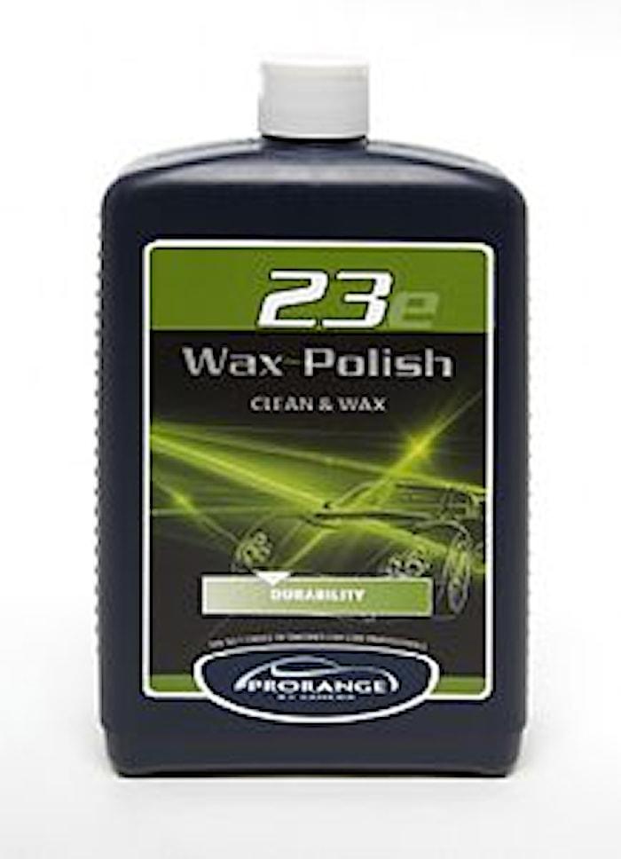 Wax Polish 23e 1L
