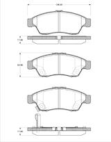 Belägg HP T1423