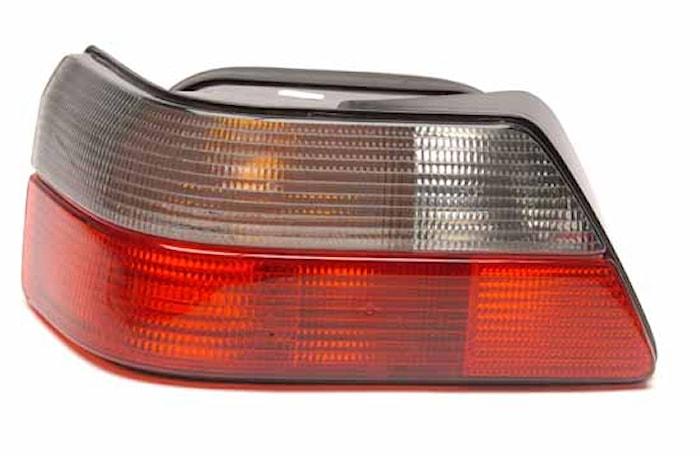 Lyktins vä f bakl Peugeot 605