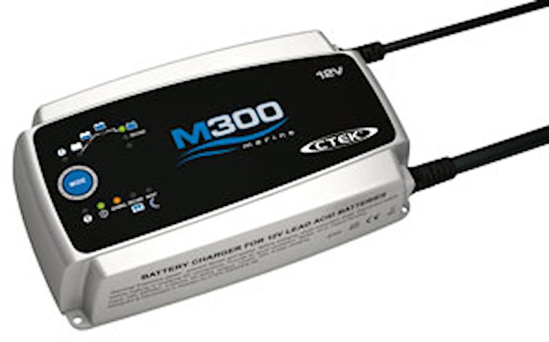Batteriladd Marin M300 12V